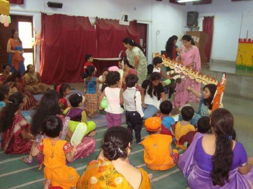 Dasera - Group lesson
